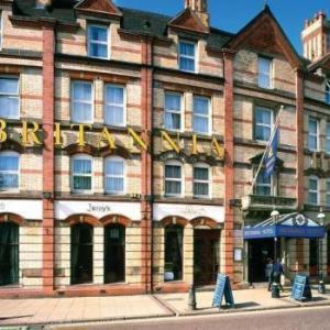 Wolverhampton Civic Hall Hotels - Britannia Hotel Wolverhampton