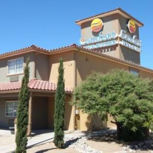 Las Cruces International Airport Hotels - Comfort Inn & Suites Las Cruces