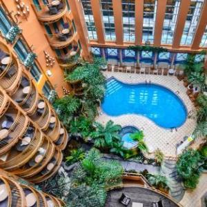 Centre Videotron Hotels - Hôtel Palace Royal