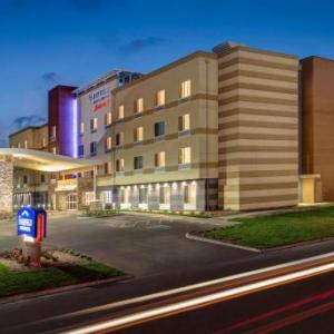 Hotels near Kansas State Fair - Fairfield Inn & Suites Hutchinson