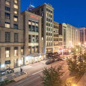 Irving Theater Indianapolis Hotels - Conrad Indianapolis