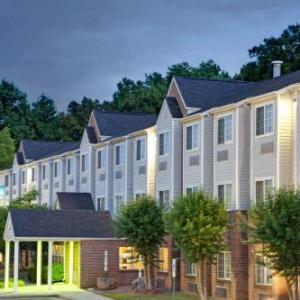 PNC Music Pavilion Hotels - Microtel Inn By Wyndham Charlotte/University Place
