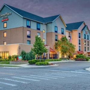Towneplace Suites By Marriott Ann Arbor South