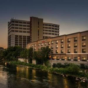 Mackay Stadium Hotels - Courtyard by Marriott Reno Downtown/Riverfront