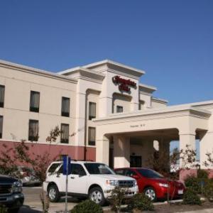 Hotels near Leflore Civic Center - Hampton Inn Greenwood