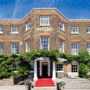 Hotels near Hampton Court Palace - Mitre Hotel
