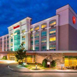 Hotels near Rose State College - Sheraton Hotel Midwest City At The Reed Conference Center