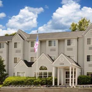 St. Peter's Church & World Outreach Center Hotels - Microtel Inn By Wyndham Winston Salem