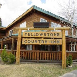 Yellowstone Country Inn Hotel West