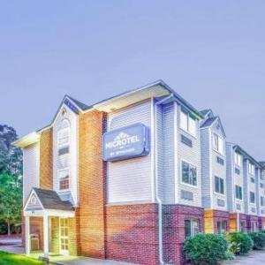 Microtel Inn & Suites by Wyndham Newport News Airport VA, 23602