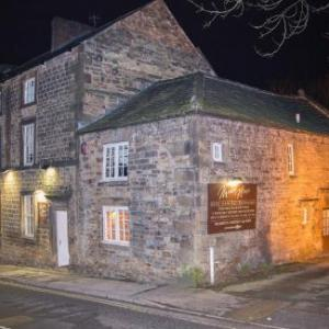 Hotels near Winding Wheel Chesterfield - The Manor House Hotel