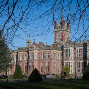 Vale Park Stoke-on-Trent Hotels - Crewe Hall - QHotels