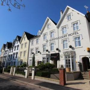 Hotels near The Great Hall Exeter - Queens Court Hotel