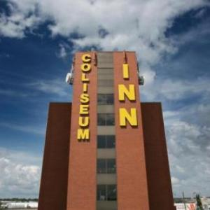 Edmonton EXPO Centre Hotels - Coliseum Inn