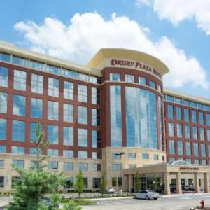 Hotels near Northside Knights of Columbus - Drury Plaza Hotel Indianapolis Carmel