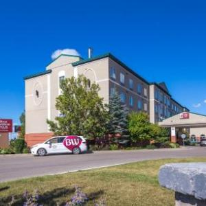 Hotels near Investors Group Athletic Centre - Best Western Plus Pembina Inn & Suites