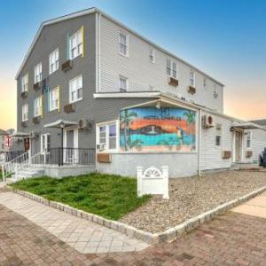 Hotels near The Green Room Seaside Park - Econo Lodge Seaside Heights / Toms River