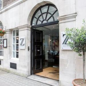 Hotels near Victoria Palace Theatre - The Z Hotel Victoria