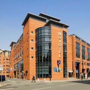 Hotels near Bridgewater Hall - Novotel Manchester Centre