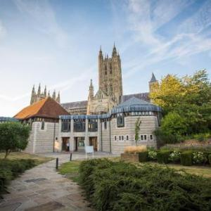 Canterbury Cricket Club Hotels - Canterbury Cathedral Lodge
