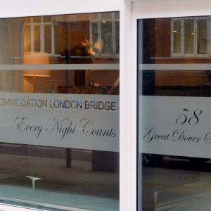 Accommodation London Bridge