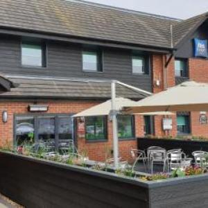 Repton School Hotels - Ibis Budget Derby