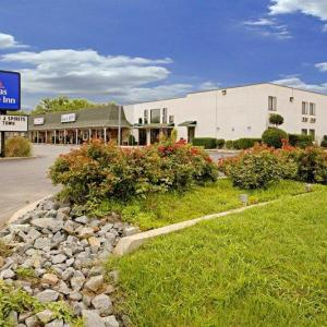 Americas Best Value Inn Cambridge