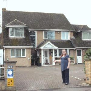 Hotels near Radley College Abingdon - Abbey Guest House