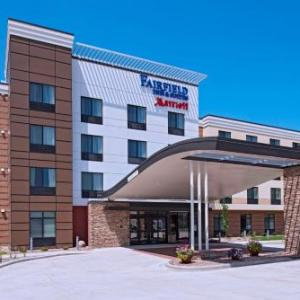 Warehouse La Crosse Hotels - Fairfield Inn & Suites by Marriott La Crosse Downtown