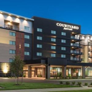 Hotels near Wayside Central - Courtyard by Marriott Mt. Pleasant at Central Michigan University