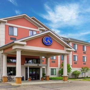 Perici Amphitheatre Hotels - Comfort Suites Twinsburg