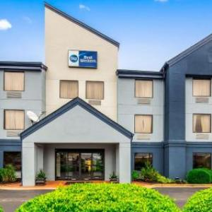 Hotels near Atlanta Dragway - Best Western Commerce Inn