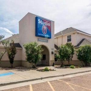 Studio 6-Lubbock TX - Medical Center