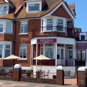 Hotels near Princes Park Eastbourne - Devonia