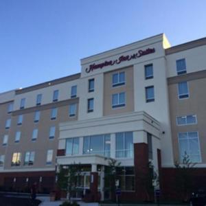 Hampton Inn & Suites Mason City IA