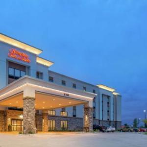 Hampton Inn & Suites Ames Ia
