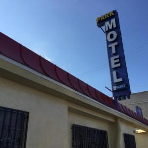 Los Angeles Memorial Coliseum Hotels - Park Motel