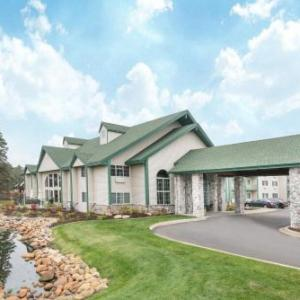 Grand Casino Mille Lacs Hotels - Baymont By Wyndham Baxter/brainerd Area