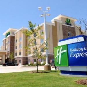 Hotels near First Baptist Church Covington - Holiday Inn Express Covington-Madisonville