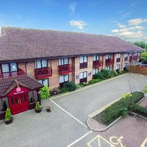 Stadium MK Hotels - Peartree Lodge Waterside