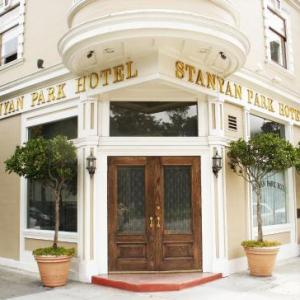 Outside Lands Festival Hotels - Stanyan Park Hotel