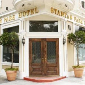 Hotels near Kezar Pavilion - Stanyan Park Hotel