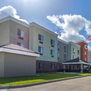 Hotels near No Problem Raceway - Suburban Extended Stay Hotel Donaldsonville
