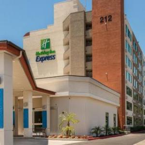 Incahoots Fullerton Hotels - Holiday Inn Express Fullerton-Anaheim