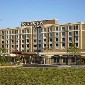 Hotels near UBC Okanagan - Four Points By Sheraton Kelowna Airport