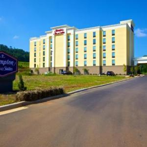 Hotels near Coosa Valley Fairgrounds - Hampton Inn and Suites Adairsville/Calhoun Area