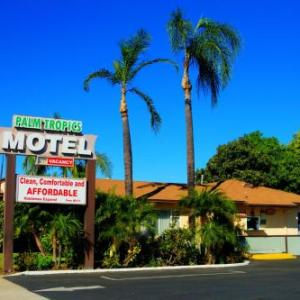 Citrus College Hotels - Palm Tropics Motel