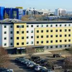 Hotels near The Talking Heads - ibis budget Southampton Centre