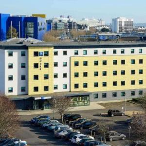 Engine Rooms Southampton Hotels - ibis budget Southampton Centre