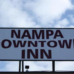 Nampa Civic Center Hotels - Nampa Downtown Inn